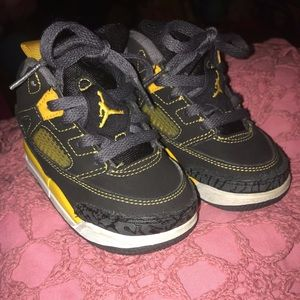 Toddler Air Jordan Spizikes